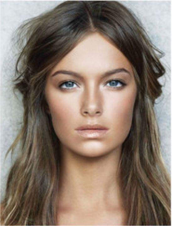 beach hair and lowkey bronzed sunkissed make up - perfect #TheLANEweddings #BulgariResortBaliEscape