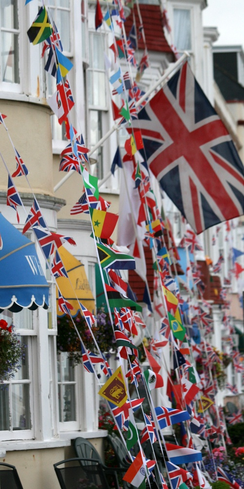 Weymouth, my hometown