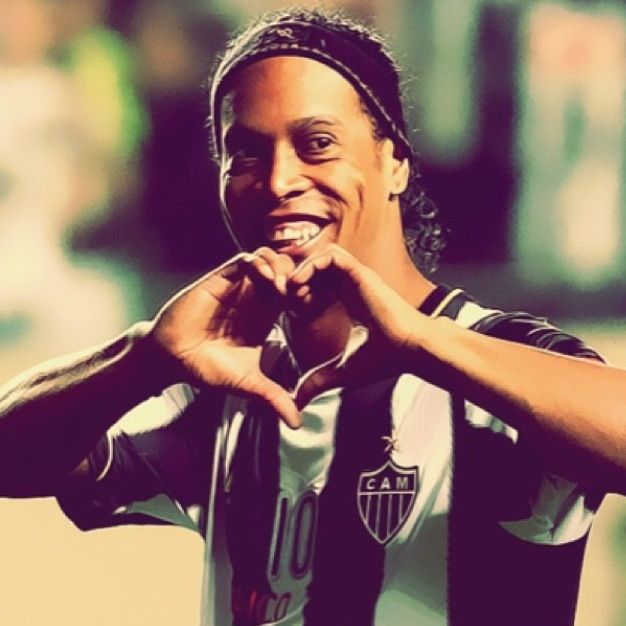 "ronaldinho is a good role model ""we felt good after the group stage – we had nine points, we won all the games  we're role models for a lot of girls now and some boys a lot of boys are fans of us over the men's team."