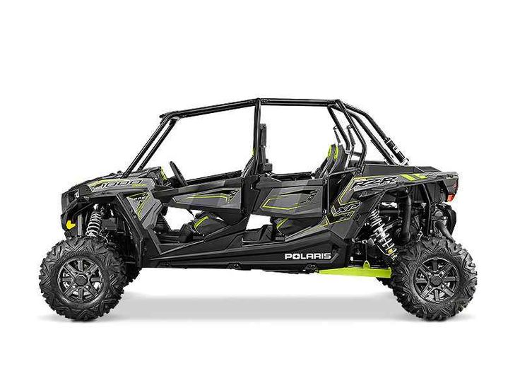 New 2016 Polaris RZR XP 4 1000 EPS Titanium Matte Metalli ATVs For Sale in Michigan. 2016 Polaris RZR XP 4 1000 EPS Titanium Matte Metallic, ALL NEW RAZOR 1000 4-SEATER. THE MORE THE MERRIER!!!!TRAILS OR DUNES THIS ONE WILL DOMINATE. LIMITED SUPPLY...CALL NOW!!!! 110 hp ProStar® 1000 H.O. engine Exclusive Walker Evans needle shocks High-flow clutch intake system