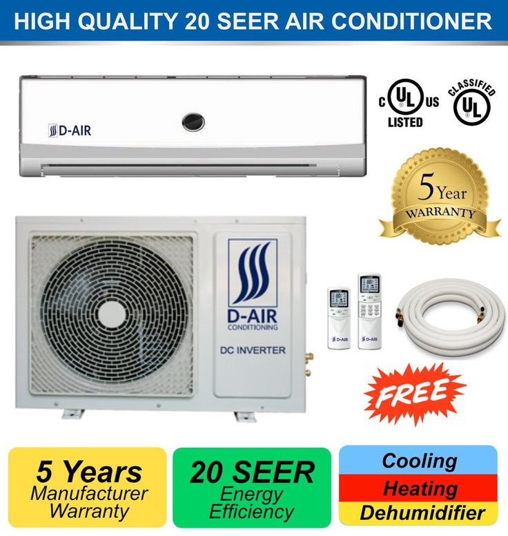 DUCTLESS MINI SPLIT A C 09000 BTU 20 SEER DA 09HP110  With Installation in  Orange County  California. 17 Best ideas about Ductless Ac on Pinterest   Heating and cooling