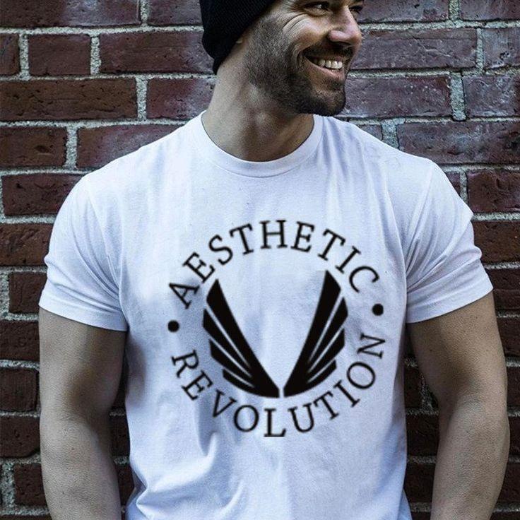 Aesthetic Bodybuilding  T-Shirt