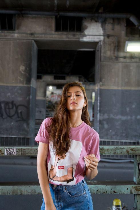 ストリートスナップ渋谷 - Celeina Ann(セレイナ・アン)さん