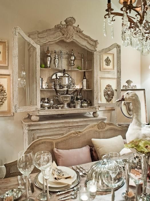 awesome Pieter Porters..love the blush,silver, cream and natural wood color... by http://www.99-home-decorpictures.us/french-decor/pieter-porters-love-the-blushsilver-cream-and-natural-wood-color/
