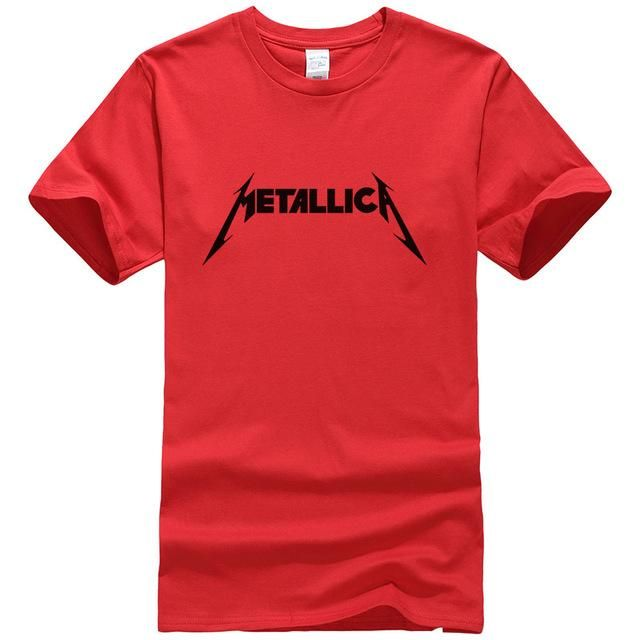 Metallica - Logo T-shirt