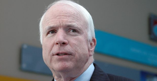 CAUGHT! JOHN MCCAIN LIES ABOUT BENGHAZI ARMS DEAL McCain denies arms transfer to radical jihadists