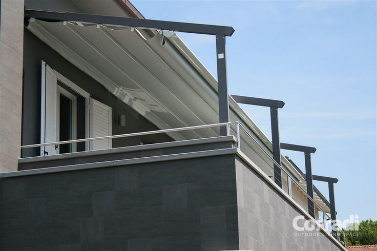 A01 Alumínium pergola árnyékoló | Exkluzív Pergola és Terasz Árnyékolás - B&B Architektus