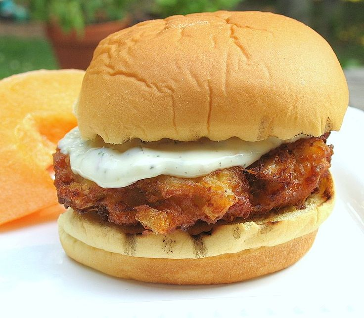 Favorite Fish Patties | Big Red Kitchen - a regular gathering of distinguished guests