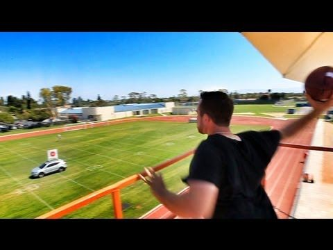 Football Trick Shots - Dude Perfect
