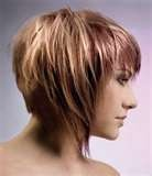 Image detail for -short blonde layered bob haircuts bobs bangs