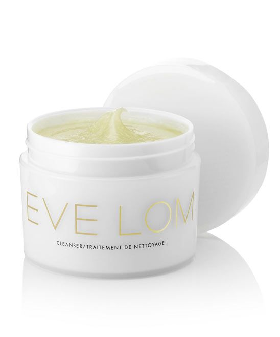 Eve Lom's cleanser will cleanse, tone and exfoliate your skin all in one go #LibertyBeauty