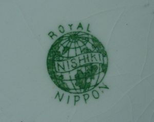 Nippon Reproductions Patterns and Marks