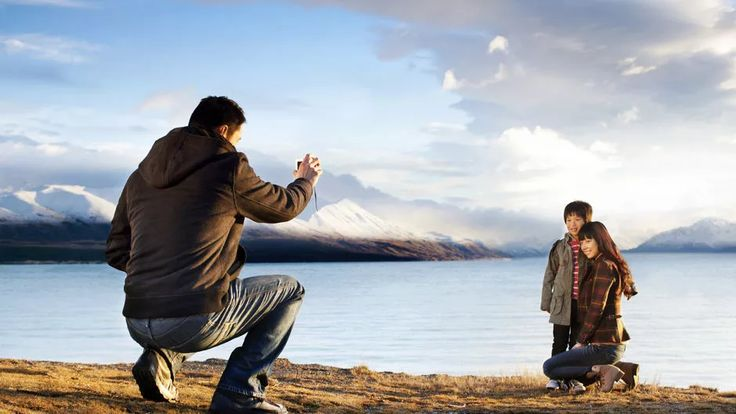Family fun in the stunning Mt Cook region.