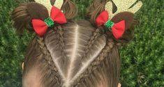 Op zoek naar een leuk communie kapsel of een leuk kapsel voor een feestje? Je kan makkelijk zelf een leuk kapsel maken zonder dat je daarvoor speciaal naar de kapper moet. Er is genoeg keuze je kan de haartjes mooi opsteken of je maakt mooie krull...