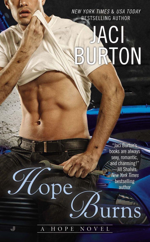 Hope Burns  Jaci Burton