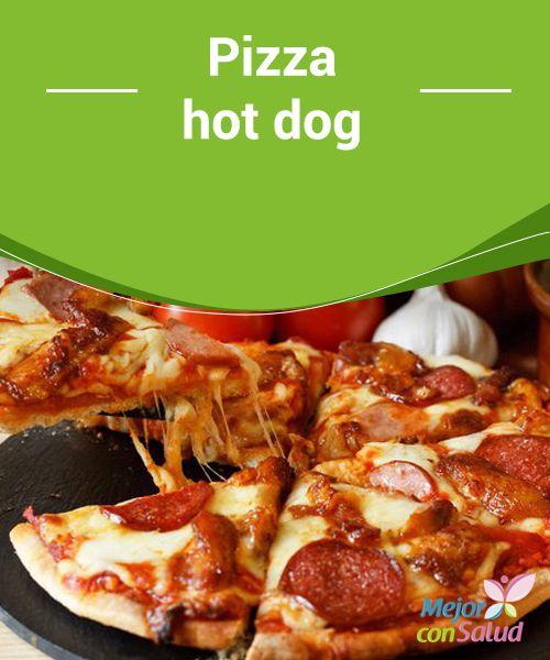 Pizza hot dog para hacer una cena r pida muchas veces nos for Preparar comida rapida