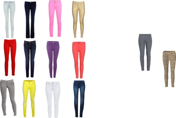 """""""jeans 2"""" by xoosnapxo on Polyvore"""