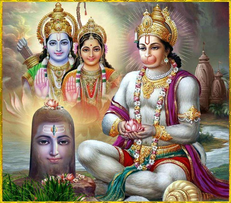 LORD HANUMAN PUYA. Om Namah Shivaya.