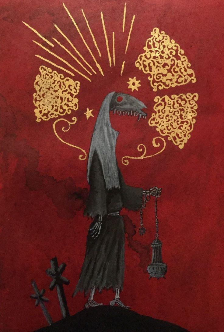 Final Battle | Scary art, Art, Creature artwork