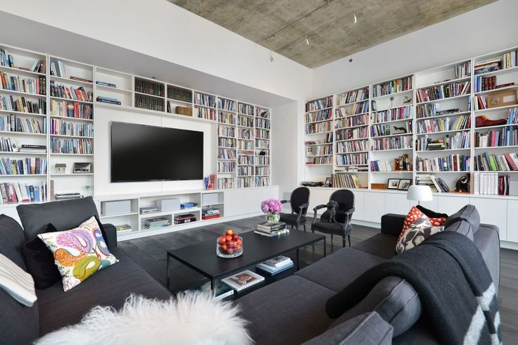 Chicago Penthouse by Dresner Design (4)