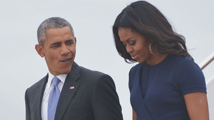 """First Lady Michelle Obama's speech before the Democratic National Convention brought raucous cheers in Philadelphia but also received praise from a special admirer all the way over on Pennsylvania Avenue. President Obama hailed his wife's speech as """"incredible"""" just minutes after Mrs. Obama spoke..."""