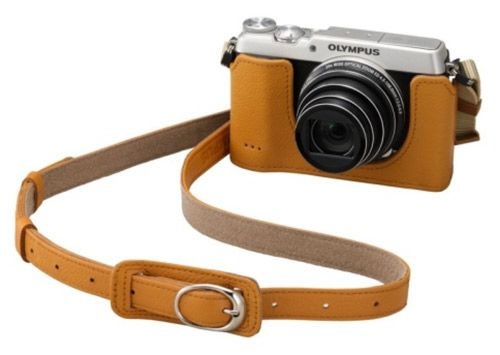 Olympus introduces the Stylus SH-2 retro-style camera