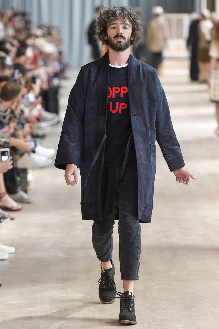 See the complete Visvim Spring 2017 Menswear collection.