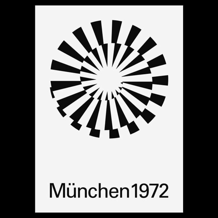 "604 Likes, 5 Comments - @workselected on Instagram: ""Work by Otl Aicher, Olympic Game, München, 1972"""