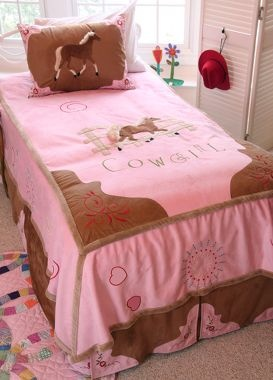 Carstens Cowgirl Three-Piece Twin Bedding Set : Cabela's