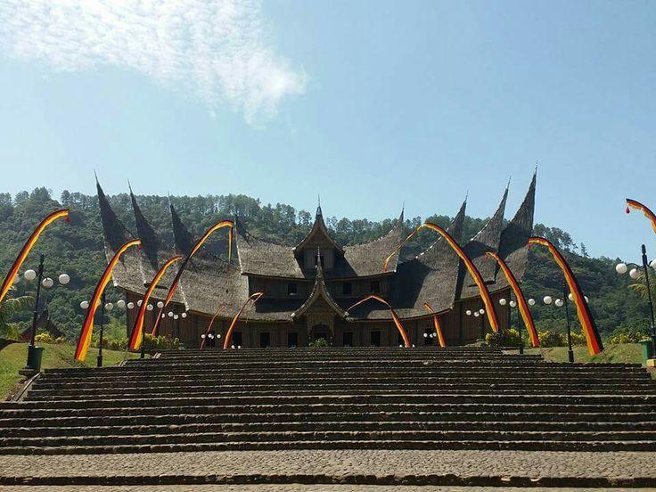 Istana Pagaruyung, King Palace