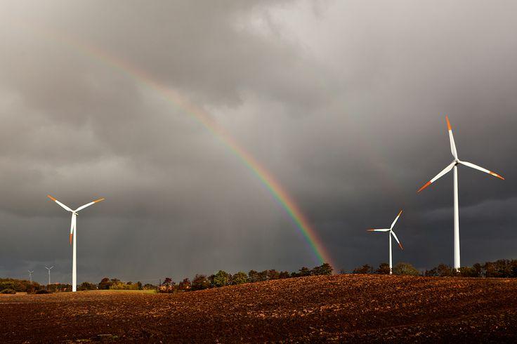 farma wiatrowa/wind farm