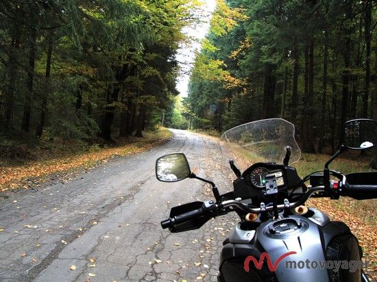#motovoyager #motorcycle #motorcycletrip #openroad #autostradasudecka