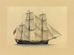 'Scarborough' convict vessel