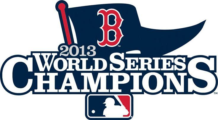 Boston Red Sox World Series Champions Logo (2013)