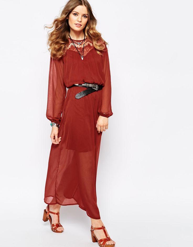 First+&+I+Vintage+Boho+Dress