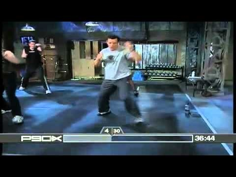 An oldie, but a goodie. Love Kenpo X, even if it kicks my butt every time. P90x Kenpo
