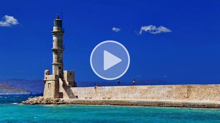 Crete, Greece - Chania - AtlasVisual