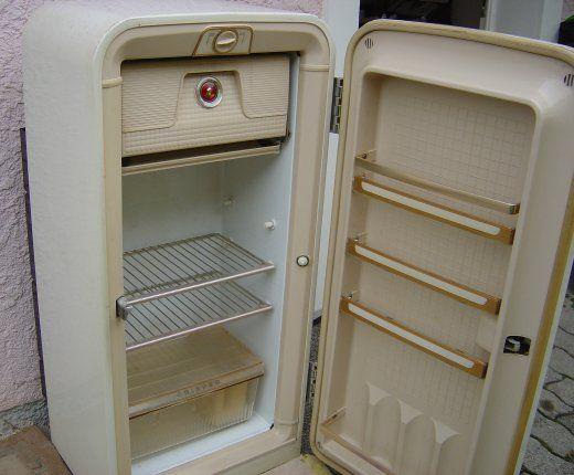 frigidaire kelvinator 1950 1960 r frig rateur vintage vintage. Black Bedroom Furniture Sets. Home Design Ideas