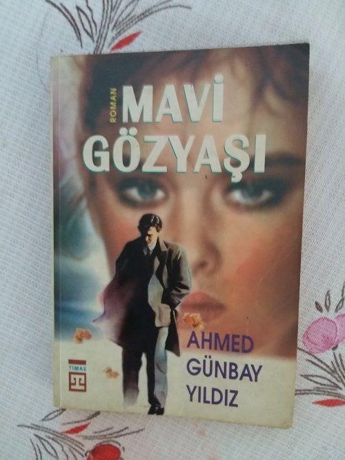 Ne Kitap Okusak: Mavi Gözyaşı- Ahmed Günbay Yıldız