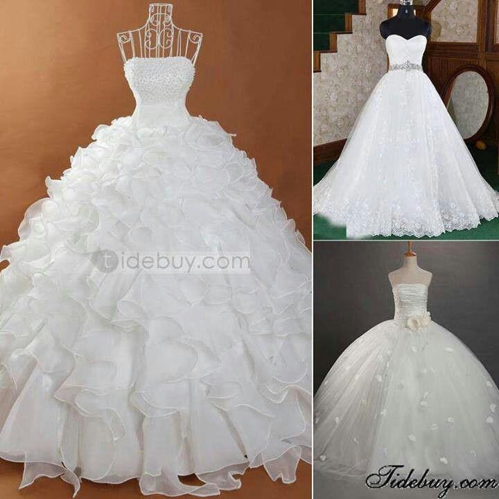 20 best corset dresses images on Pinterest | Wedding dressses ...