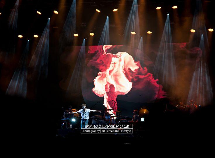 Paolo Nutini (Musician) / Zurich Openair 2014 © www.roccavision.com