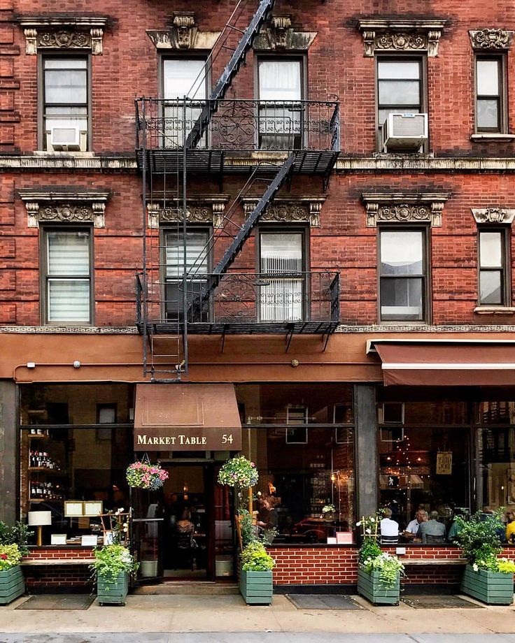 City Eats: Market Table in the West Village NYC