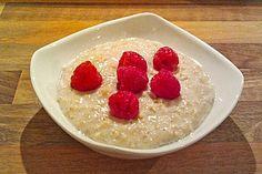 Schneller Porridge - mit Varianten, ein raffiniertes Rezept aus der Kategorie Mikrowelle. Bewertungen: 12. Durchschnitt: Ø 4,4.