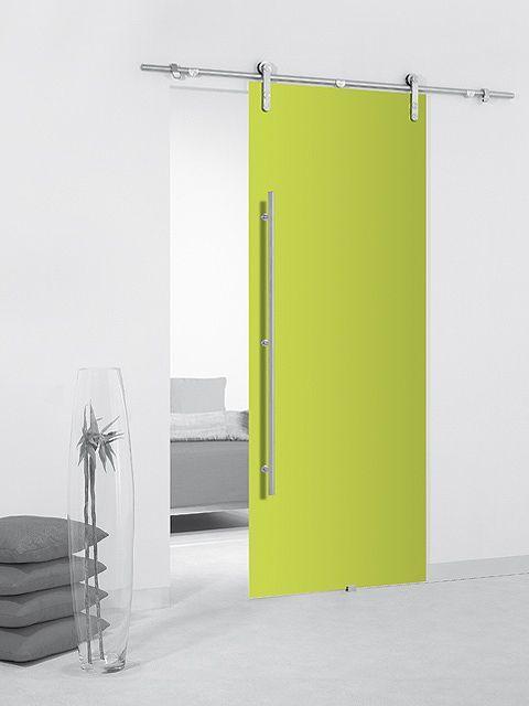 17 mejores ideas sobre puertas correderas en pinterest - Puerta corredera granero ...