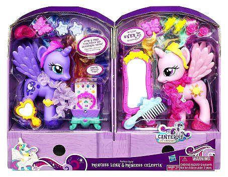 My Little Pony Exclusive Canterlot Figure
