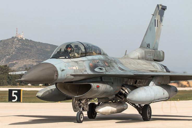 F-16 Fighting Falcon (Hellenic Air Force)