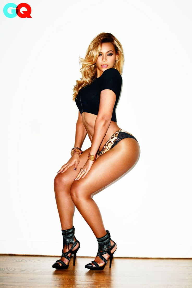Don't ever strive to be anyone but urself... unless it's Beyonce, she is the best role model for women with curves. You don't need to be a twig to be sexy. This is true sex appeal. ❤