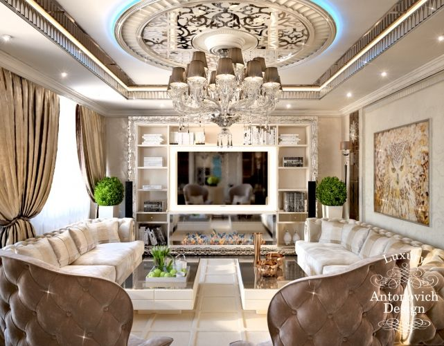 1 antonovich for Living room ideas dubai