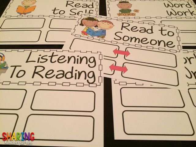 First Week Back! - Sharing Kindergarten