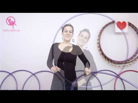 Hoop Dance Tutorial: 360 Weave with Ngaire - YouTube